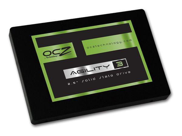 Solid State Drive OCZ AGILITY 3, 60 GB, SATA III - Produktbild 1