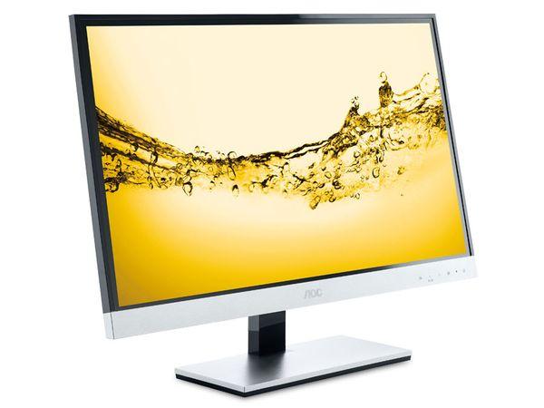 """58,4 cm (23"""") LED-Flachbildschirm AOC e2357FM - Produktbild 1"""