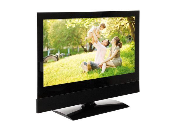 59,9 cm FullHD LCD-Bildschirm/-Fernseher mit Soundbar, schwarz - Produktbild 2