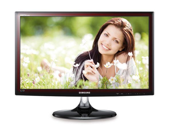 """54,61 cm Wide (22"""") TFT-Bildschirm/-Fernseher SAMSUNG T22B350EW LED - Produktbild 1"""