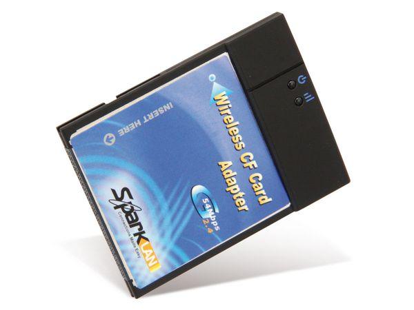 CompactFlash WLAN-Karte SPARKLAN WCFM-100 - Produktbild 1