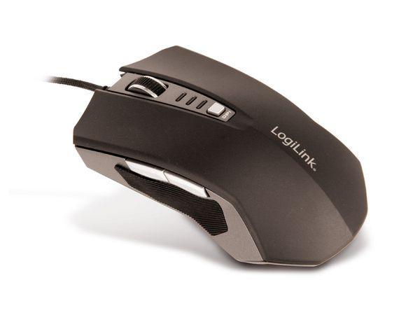 Gaming-Mouse LogiLink - Produktbild 1