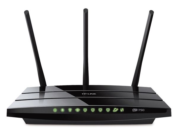 Dualband WLAN-Router TP-LINK Archer C7, AC1750 - Produktbild 2