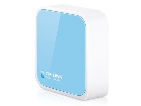 Wireless LAN Nano-Router TP-LINK TL-WR702N
