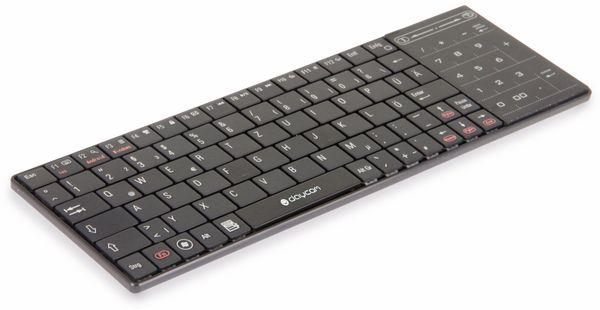 Mini Bluetooth-Keyboard mit Touchpad DAYCOM BTK-260T
