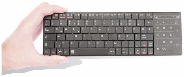 Mini Bluetooth-Keyboard mit Touchpad DAYCOM BTK-260T - Produktbild 5
