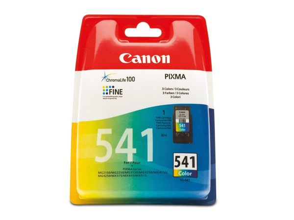 Tintenpatrone CANON CL-541