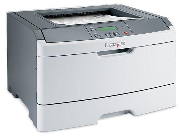 Laser-Drucker LEXMARK E360D - Produktbild 1
