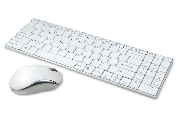 Kabelloses Tastatur/Maus-Set LOGILINK ID0109
