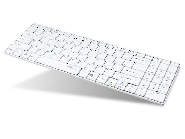 Bluetooth-Tastatur LOGILINK ID0110