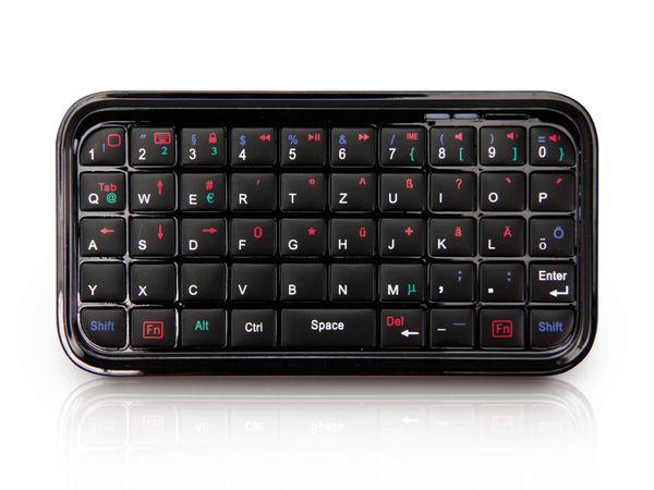 Mini Bluetooth-Tastatur HAMA 108113 - Produktbild 1