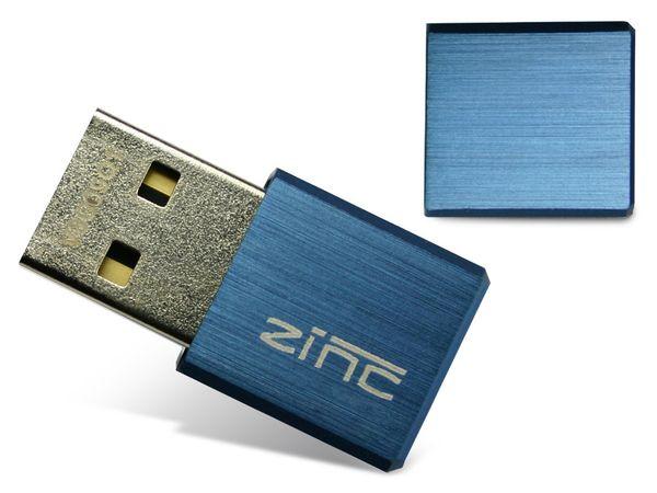 USB 2.0 Speicherstick CNMEMORY ZINC, 32 GB, blau