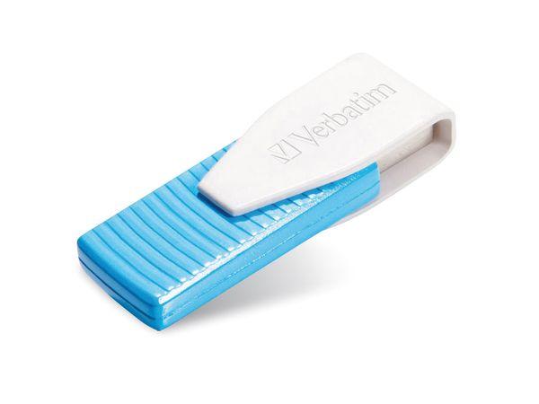 USB-Speicherstick VERBATIM Swivel, 8GB - Produktbild 4
