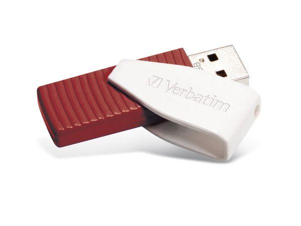 USB-Speicherstick VERBATIM Swivel, 16GB - Produktbild 2