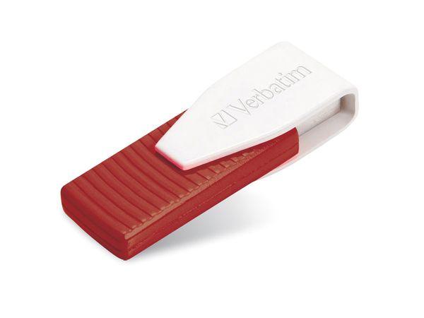 USB-Speicherstick VERBATIM Swivel, 16GB - Produktbild 4