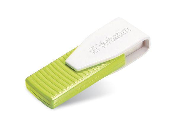 USB-Speicherstick VERBATIM Swivel, 32GB - Produktbild 4