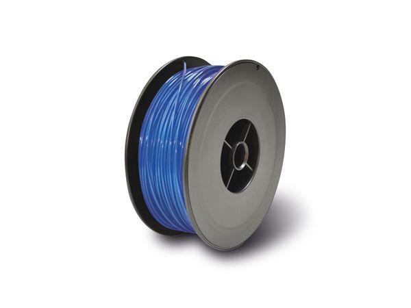 3D-Drucker PLA Filament RepRap, 100 m, blau
