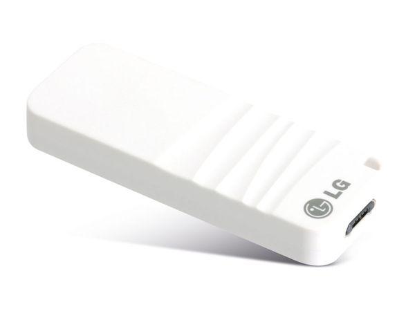 USB 2.0 Hybrid-Speicherstick LG MU1AGWB, 16 GB - Produktbild 1