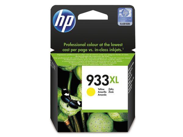 Tintenpatrone HP 933XL (CN056AE), gelb
