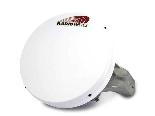 38 GHz Richtfunkantenne RADIOWAVES HPLP1-38MNP, 0,3 m - Produktbild 1
