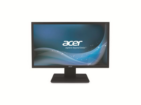 """61 cm (24"""") LED-Monitor ACER V246HLbmd, EEK: A - Produktbild 3"""