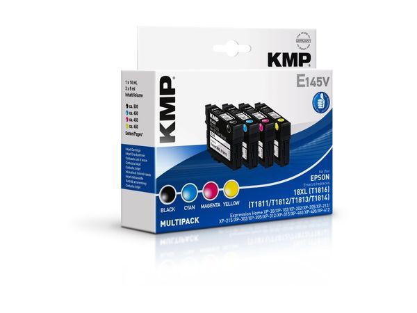 Tintenpatronen-Set KMP, kompatibel für Epson 18XL (T1816)