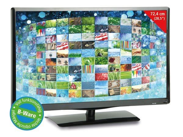 72,4 cm LED-Bildschirm/-TV mit Triple Tuner, schwarz - Produktbild 1