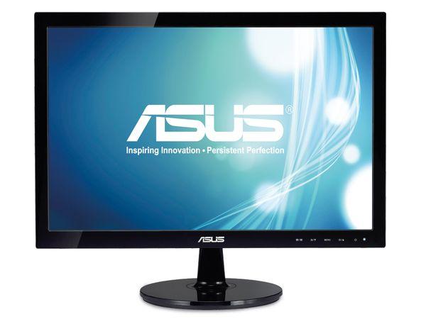 """46,99 cm (18,5"""") TFT-Flachbildschirm ASUS VS197DE - Produktbild 3"""