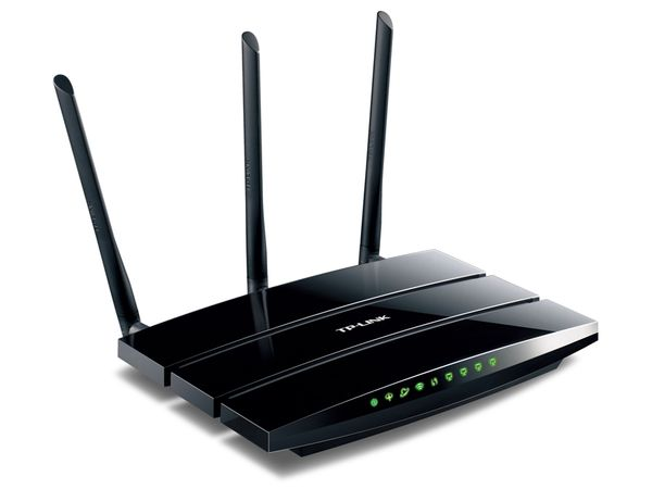 Wireless LAN Router TP-LINK TD-W8970B - Produktbild 1