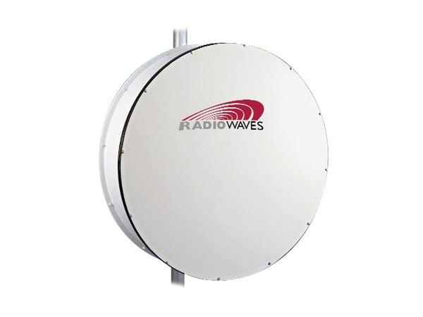 13 GHz Richtfunkantenne RADIOWAVES HP2-13RS, 0,6 m