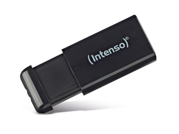 USB-Speicherstick INTENSO TwisterLine, 8GB - Produktbild 1