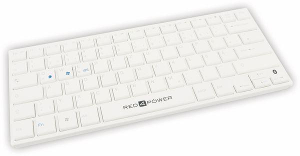 Bluetooth-Tastatur RED4POWER R4-T009W