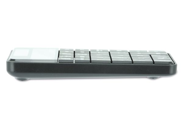 Funk-Nummernblock mit Solar-Rechner RED4POWER R4-T010B - Produktbild 4