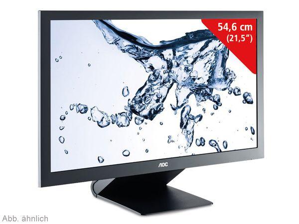 """54,6 cm (21,5"""") LED-Flachbildschirm AOC e2262Vwh - Produktbild 1"""