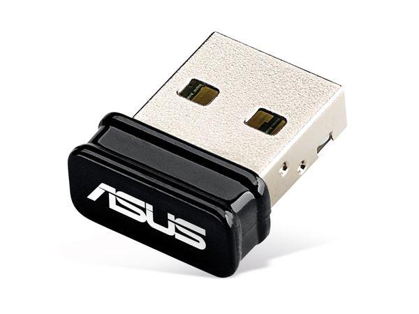 Wireless LAN USB-Stick ASUS USB-N10 NANO, 150 Mbps