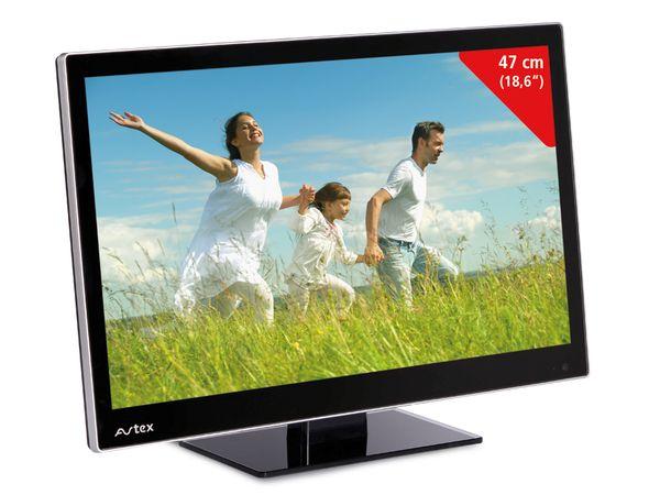 Camping LED-TV AVTEX L187DRS CI+, 47 cm - Produktbild 1