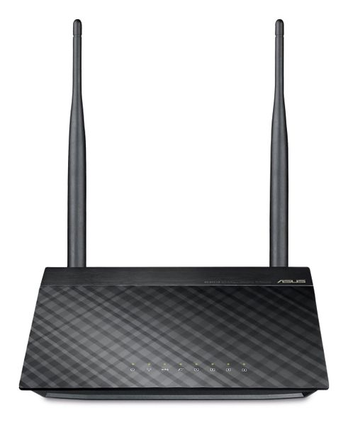 Wireless LAN Router ASUS RT-N12, 300 Mbps
