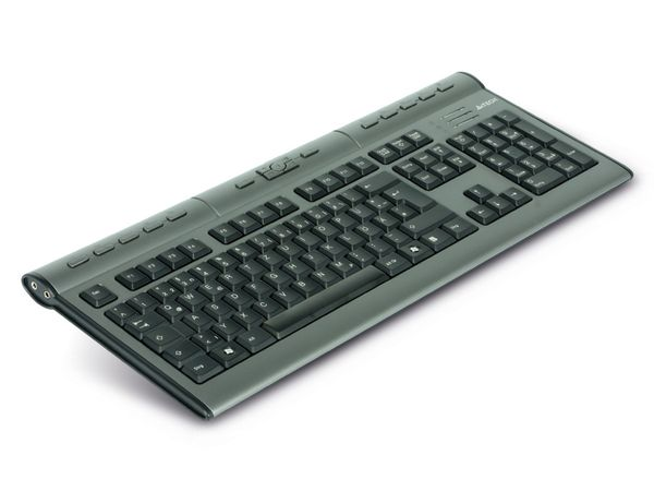 Multimedia-Tastatur A4Tech KL-7MUU - Produktbild 1
