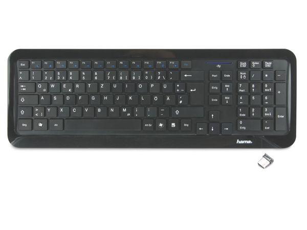 PC-Funktastatur HAMA RF8000 - Produktbild 1