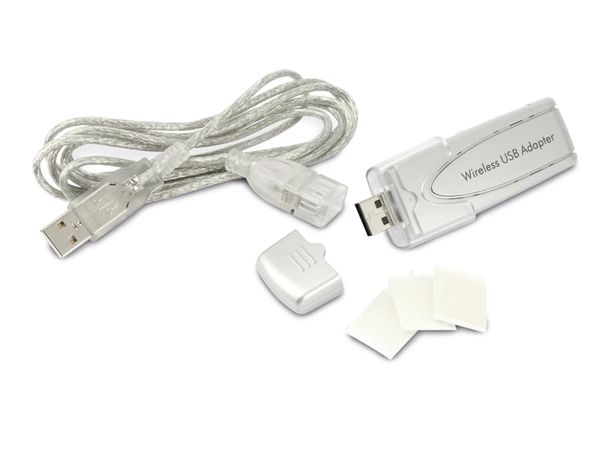 WLAN USB-Stick NETGEAR WG111, 54 Mbps - Produktbild 2