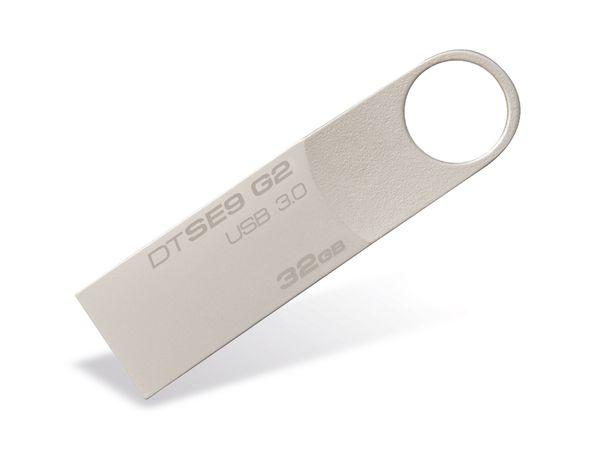 USB 3.0 Speicherstick KINGSTON DataTraveler SE9 G2, 32GB - Produktbild 2