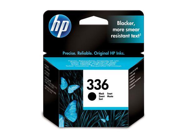 Tintenpatrone HP 336 (C9362EE), schwarz