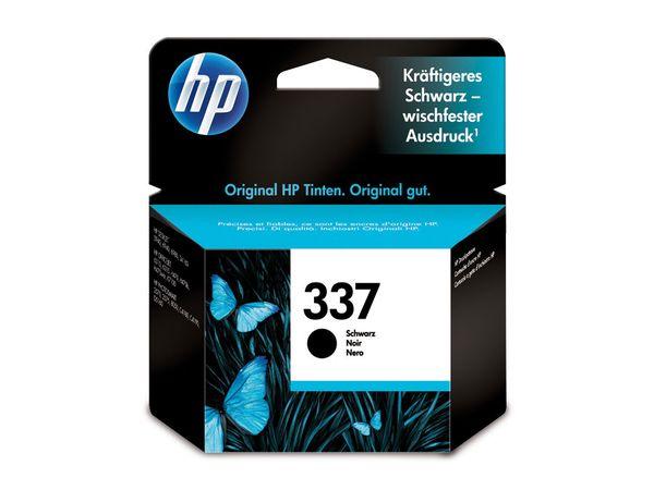 Tintenpatrone HP 337 (C9364EE), schwarz