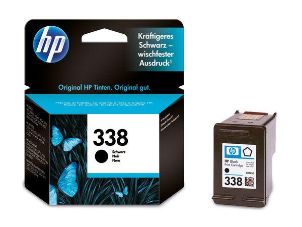 Tintenpatrone HP 338 (C8765EE), schwarz