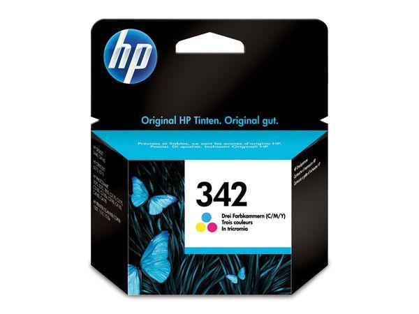 Tintenpatrone HP 342 (C9361EE), farbig