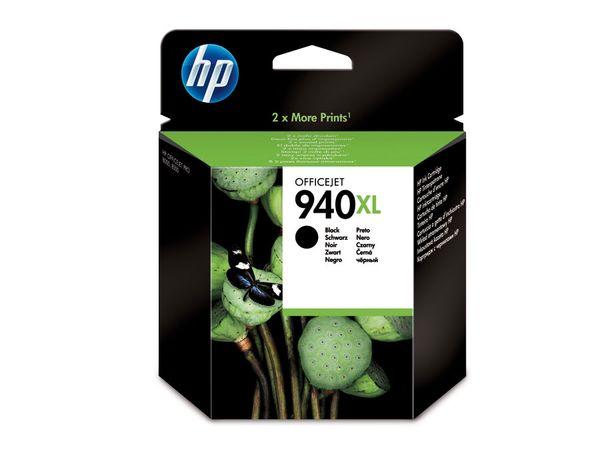 Tintenpatrone HP 940XL (C4906AE), schwarz