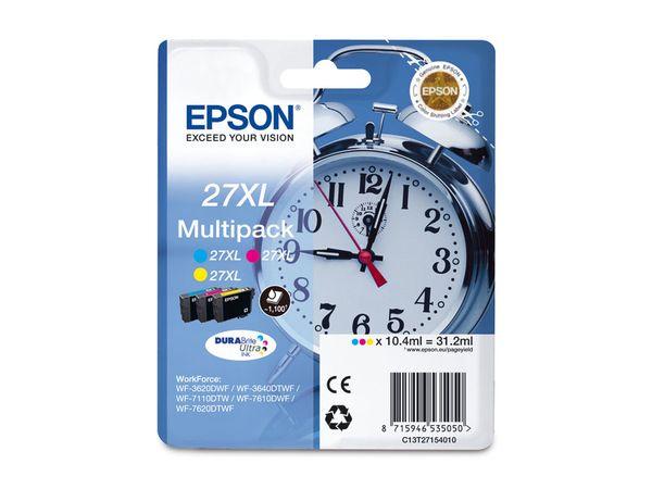 Tinten-Set EPSON T27154010, farbig