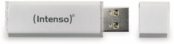 USB 2.0 Speicherstick INTENSO Alu Line, silber, 4 GB - Produktbild 3