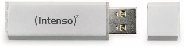 USB 2.0 Speicherstick INTENSO Alu Line, silber, 8 GB - Produktbild 3