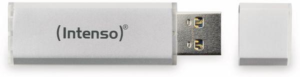 USB 2.0 Speicherstick INTENSO Alu Line, silber, 16 GB - Produktbild 3
